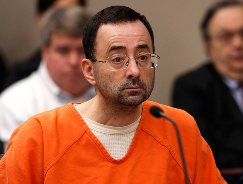 Illustration for article titled Larry Nassar: 'Who Among Us Hasn't Made A Mistake Repeatedly And With Wild, Shameless Abandon?'