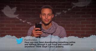Stephen CurryYouTube Screenshot