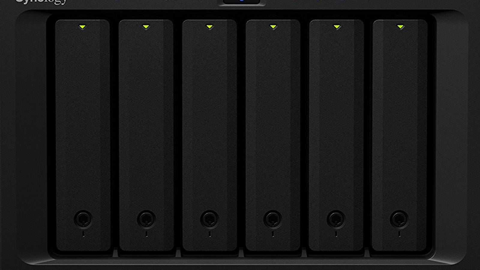 Meet Your New File God, the Synology DiskStation DS1618+