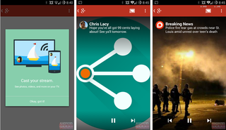 Illustration for article titled Google+ Android App Adds Chromecast Support