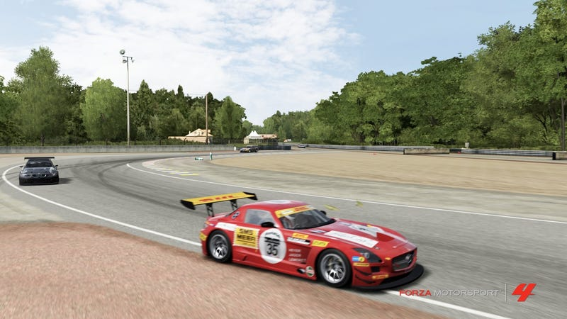 Illustration for article titled Less Than 24 Hours Until Fourza 2.4 Hours Of Le Mans