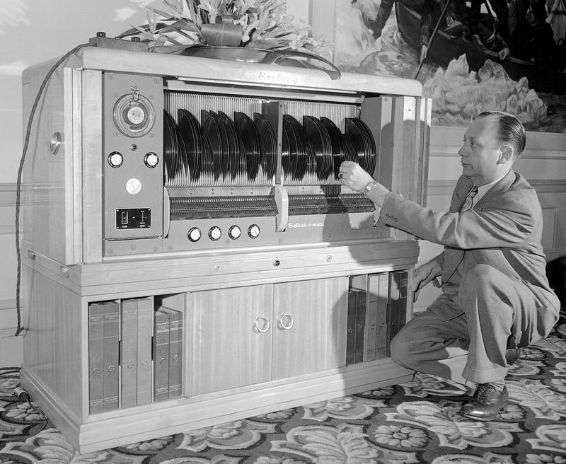 Illustration for article titled This Was a Jukebox in 1948