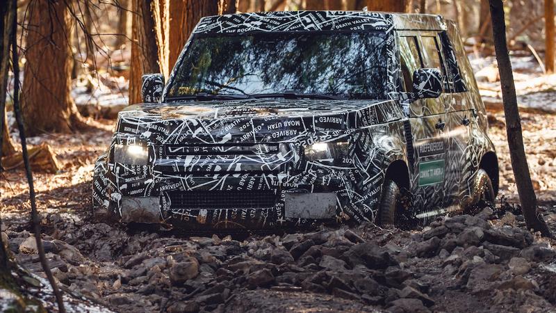 All Photos: Land Rover via Havas Formula