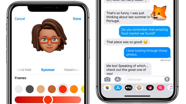 Here Are the Coolest Features in iOS 12