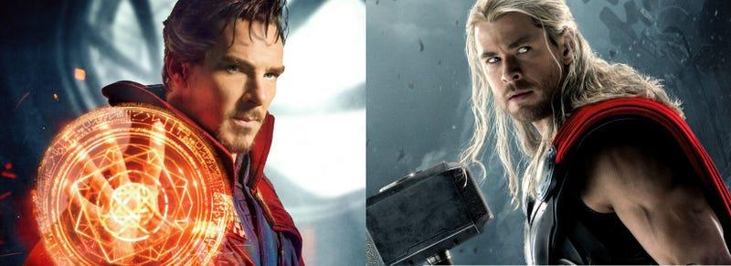 Illustration for article titled Doctor Strange tendrá un papel muy importante en Thor: Ragnarok