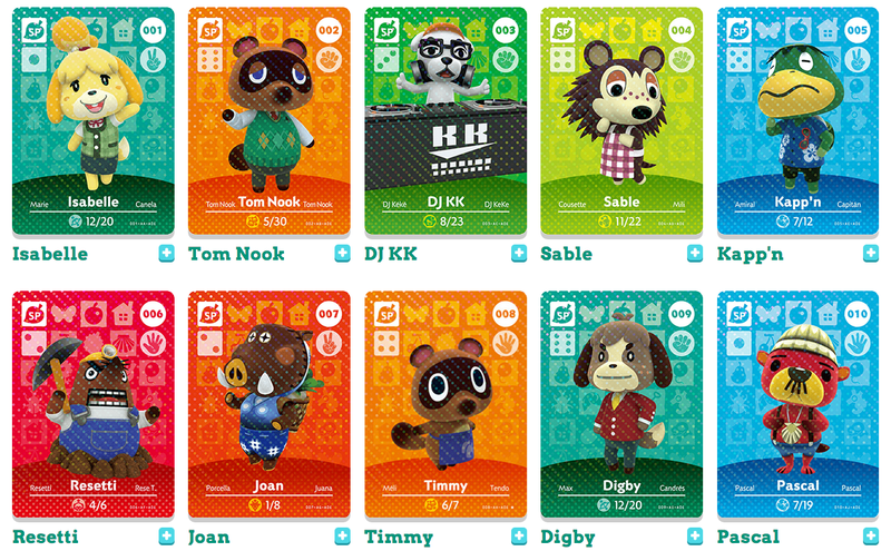 Illustration for article titled I Bought Five Packs of Animal Crossing Amiibo Cards And Didn't Fucking Get Isabelle