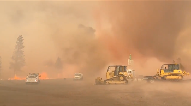 California Wildfires Are So Intense, They're Sparking Firenadoes