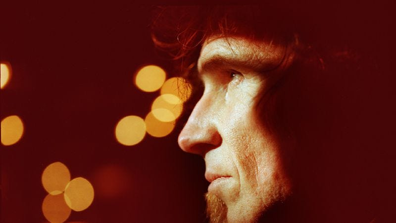 Illustration for article titled Here's an exclusive, full-album stream of Mark Lanegan's new album, Imitations