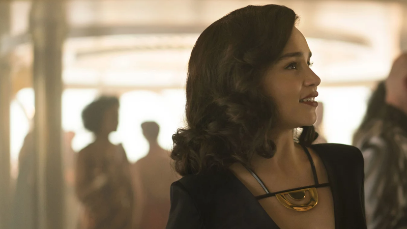 Qi'ra has a close encounter with a Star Wars legend in Solo. And we're not talking about Han...
