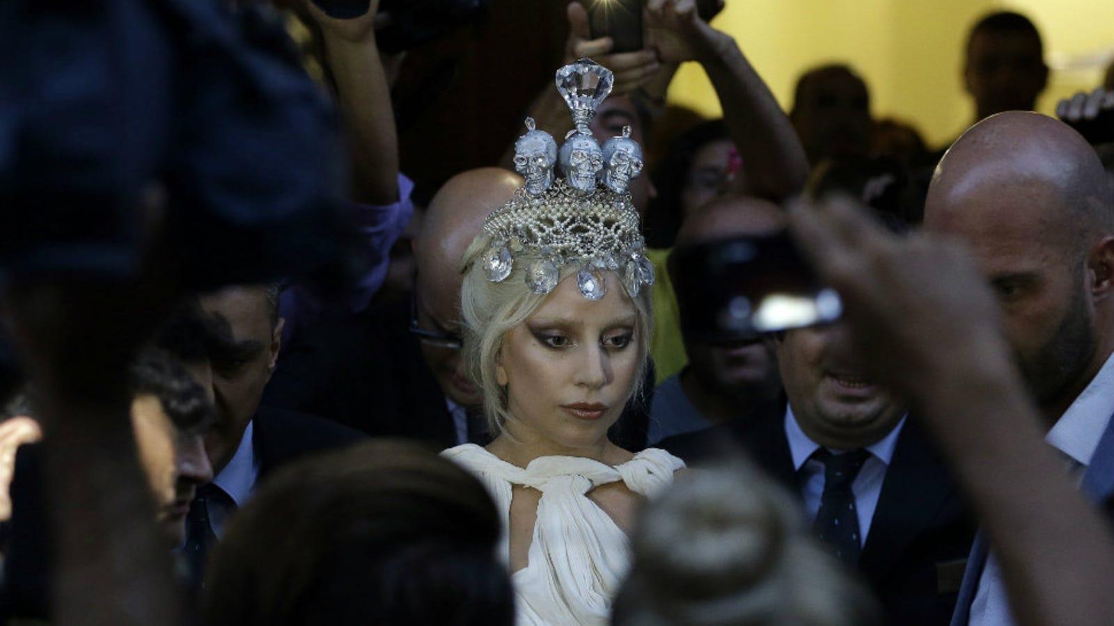 Lady Gaga Tells Howard Stern She Was Raped at 19