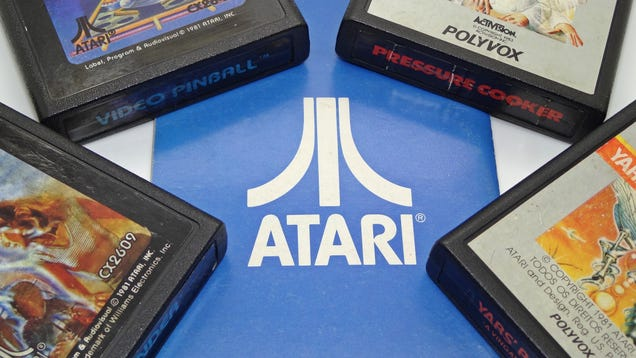 Even Atari s Reanimated Corpse Is Getting in on the NFT Grift