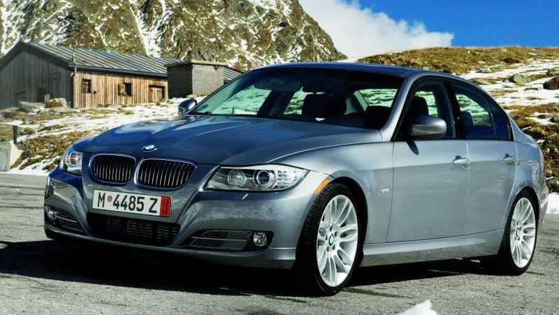 BMW 335d Sedan With BluePerformance, A Diesel For The Masses