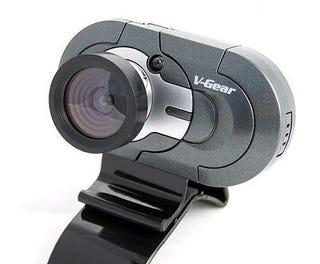 Illustration for article titled Motion Sensing Webcam Loves Freedom