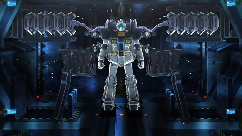 Illustration for article titled Gundam Thunderbolt