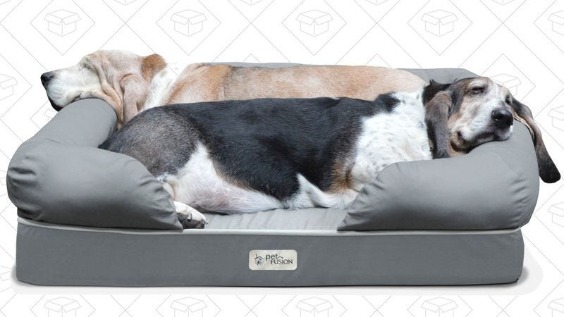Illustration for article titled Today's best deals: $3 Kindle books, pet beds, and more