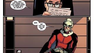 Astonishing Secrets of Marvel's <i>Ant-Man</i>