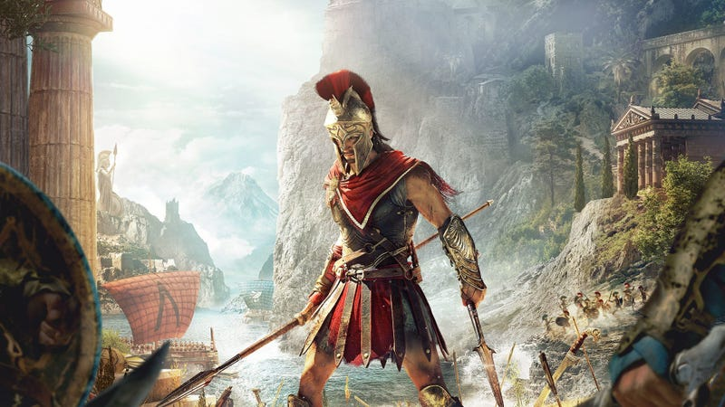 Illustration for article titled How to Get Assassin's Creed Odyssey for Free