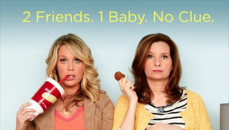 Illustration for article titled You Didn't Watch Best Friends Forever, But Watch Playing House
