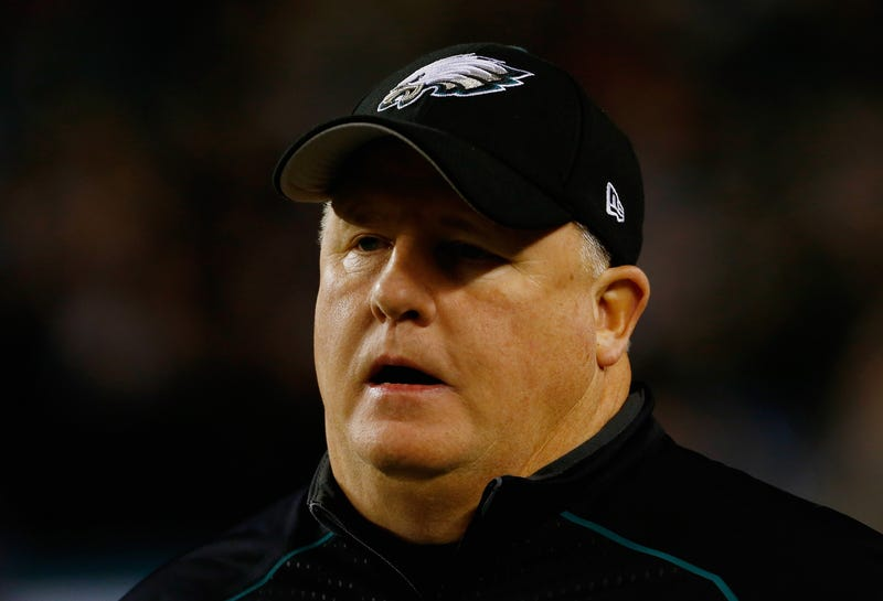 Illustration for article titled Eagles Fire Chip Kelly [Updated]
