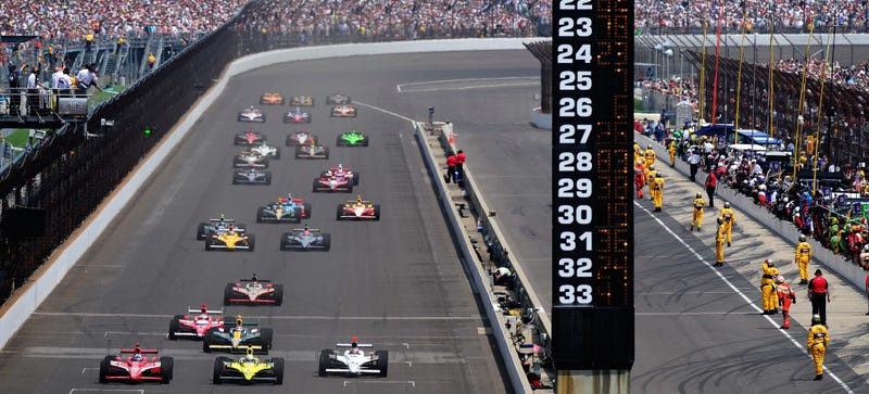 Illustration for article titled How To Watch The Indy 500 If It's The Only Race You're Going To Watch