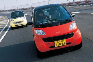 Illustration for article titled Things You May Not Have Known About: The Smart Fortwo K