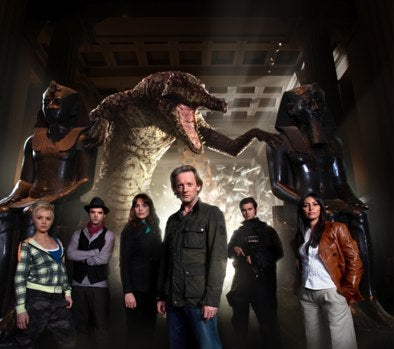 Illustration for article titled British TV Series Primeval Gets A Hollywood Movie Debut