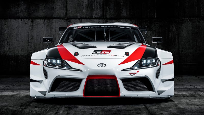 Illustration for article titled New Toyota Supra Engineer: Sorry We Took So Long To Bring This Thing Back