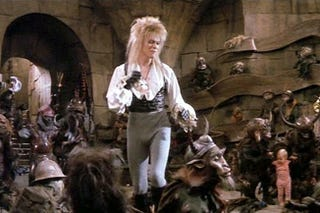 Illustration for article titled The Jim Henson Company Is Working On A Labyrinth Sequel!