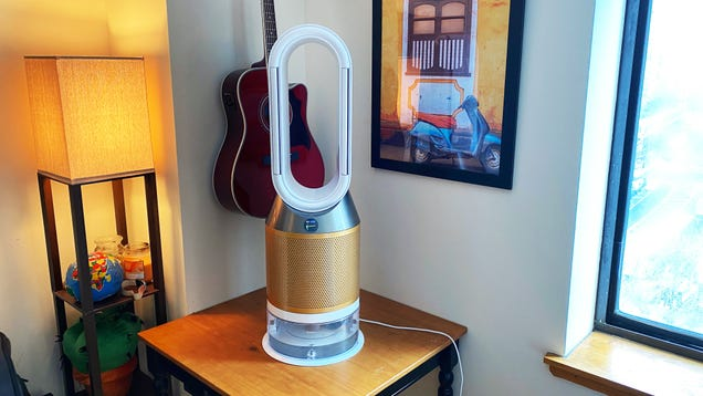 Dyson's Pure Humidify + Cool Cryptomic Is the Combination Pizza Hut and Taco Bell of Air Purifiers—In a Good Way