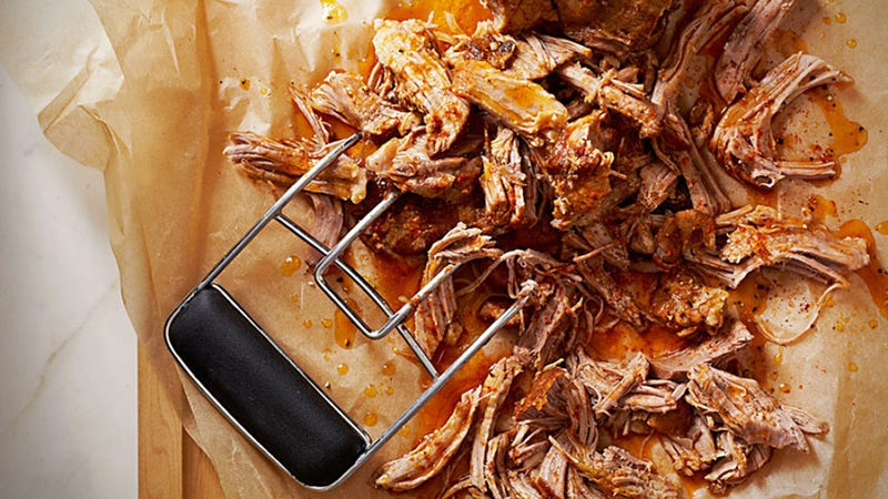 Illustration for article titled Meat Shredders: Great for Stress, Pulled Pork Sandwiches