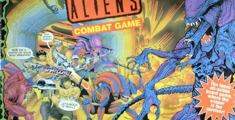 Illustration for article titled The Aliens Board Game Based On The Cartoon That Never Was