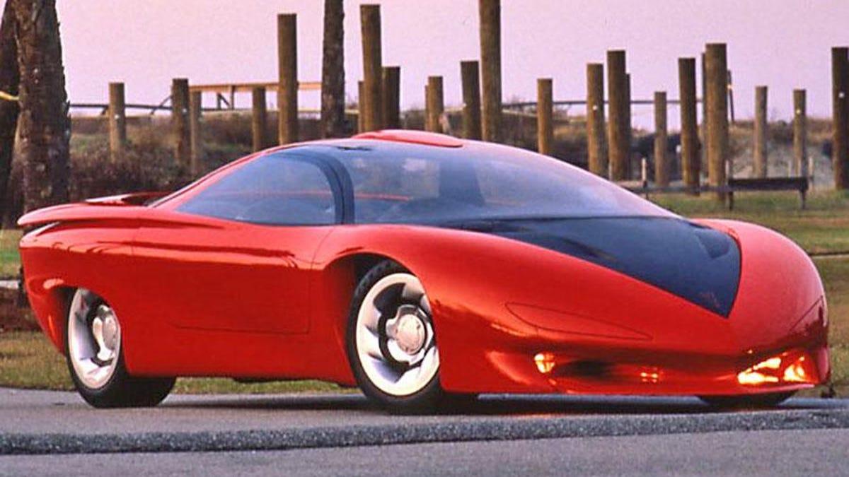 Forgotten Concepts 1985 Buick Wildcat