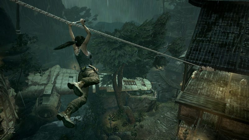 Illustration for article titled Tomb Raider Will Have Multiplayer, Studio Confirms