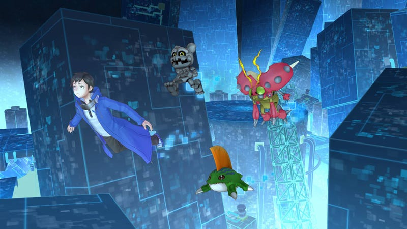Illustration for article titled Digimon Story: Cyber Sleuth Returns With An Even Longer Name