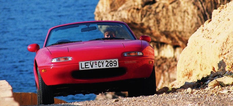 Illustration for article titled Holy Crap The 2015 Mazda Miata Might Debut Sooner Than We Ever Thought