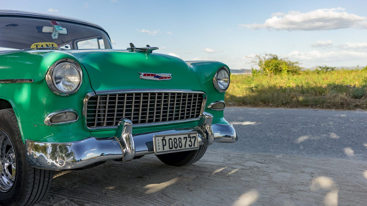 Here\'s What Cuba\'s Car Scene Looks Like In 2017