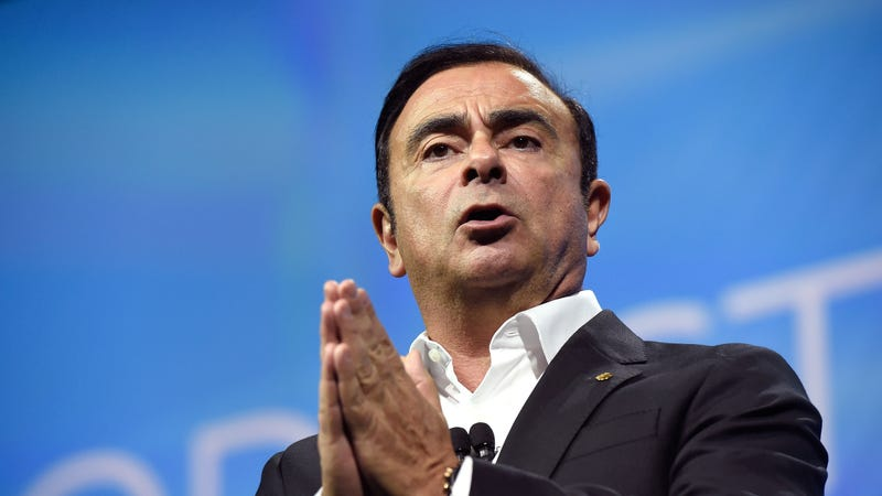 Illustration for article titled Nissan Chairman Carlos Ghosn Arrested Over Alleged Financial Misconduct (Updated)