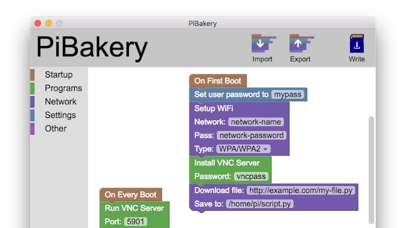 Illustration for article titled PiBakery Dramatically Simplifies Setting Up the Raspberry Pi