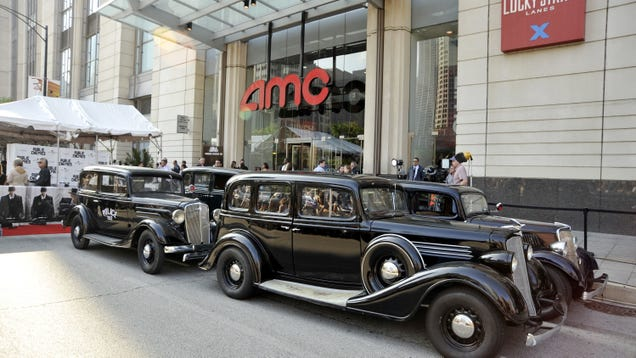 AMC locations are offering 15-cent movie tickets, in case that's how little you value your life