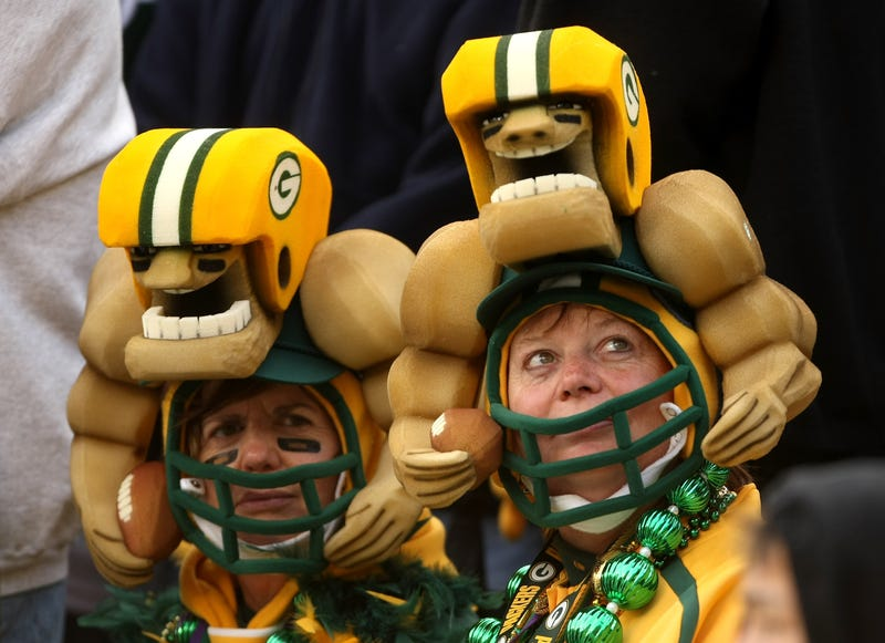 Illustration for article titled Oh, Great: Packers Fans Will Be The Next Reality TV Sensation