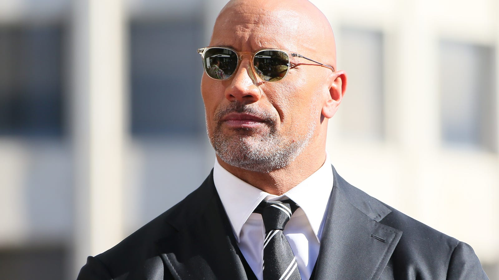 Dwayne 'The Rock' Johnson Says He's Seriously Considering a Presidential Run . . . in 2024