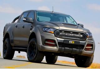 Illustration for article titled Ranger V8 - South Africa