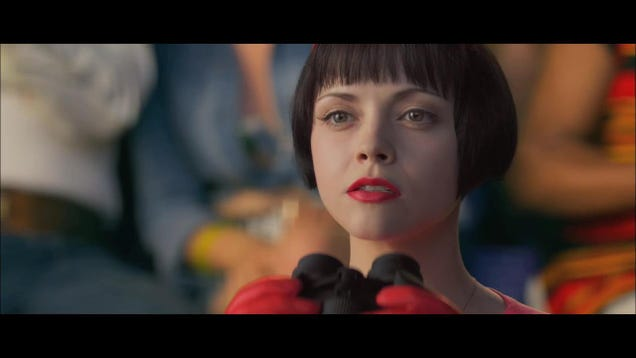 Matrix 4 Cast Actress Christina Ricci In Undisclosed Role