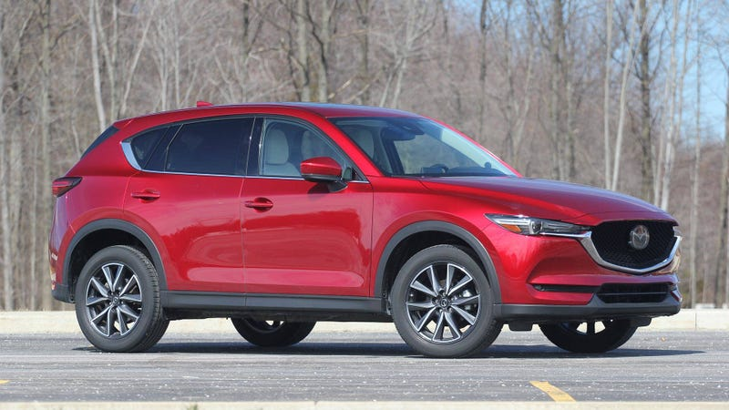 Illustration for article titled Mazda CX5 ... thoughts?