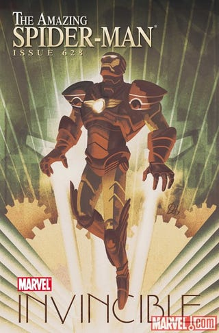Illustration for article titled Iron Man By Design