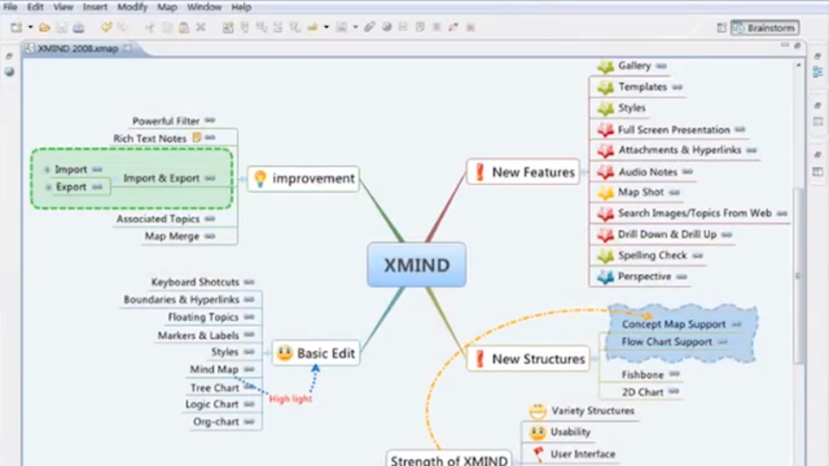 Five best mind mapping tools ccuart Gallery