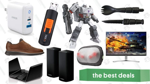 Friday s Best Deals: Jach s Sweaters, Cole Haan, Tactical Sporks, and More