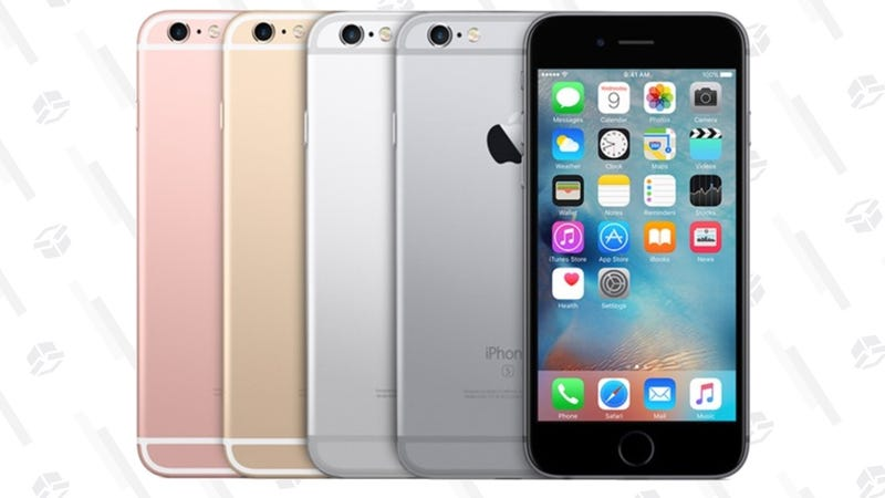 Refurb iPhone 6s | $210-$260 | Woot