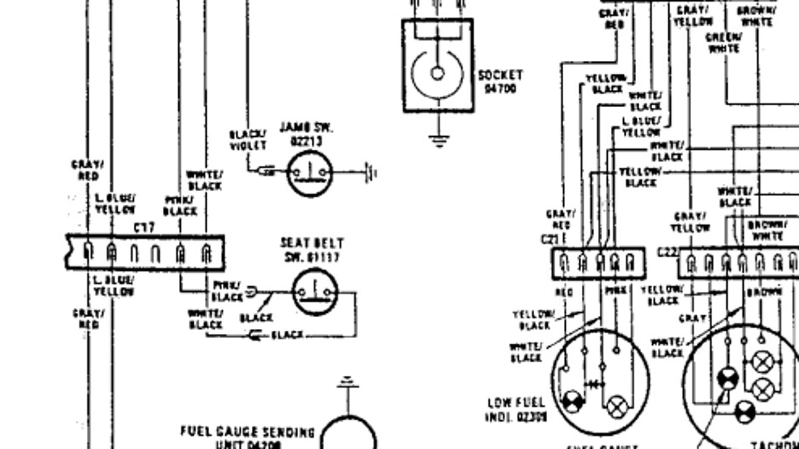 fuel gauge    sender help