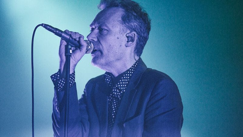 Jim Reid of The Jesus And Mary Chain (Photo: Andrew Benge/Getty Images)